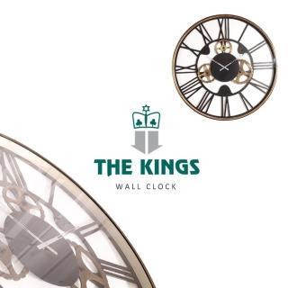 【THE KINGS】Gear齒輪年代復古工業時鐘