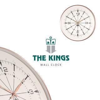 【THE KINGS】Airplane mode飛航雷達復古工業時鐘