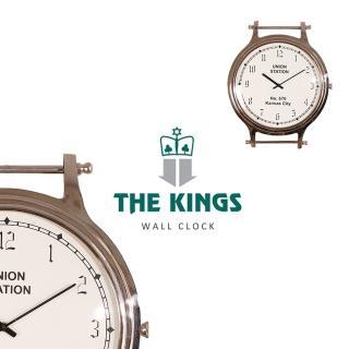 【THE KINGS】Flight diary飛行日記復古工業時鐘