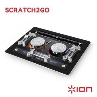 【Ion Audio】SCRATCH2GO(簡易DJ控制器)