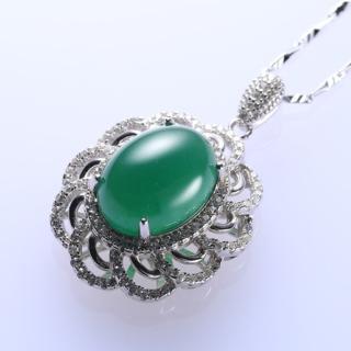 金郁豐極致臻品帝王綠翡翠藍寶