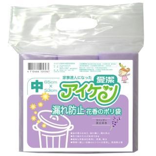 【愛潔】防漏香氛 清潔袋(M/65×53cm/20L)
