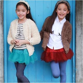【baby童衣】羊羔絨素面保暖外套 50591(共2色)