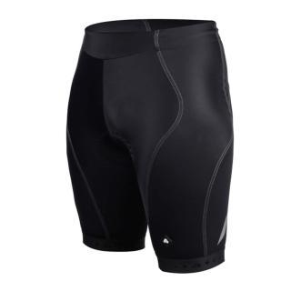 【SOOMOM】SOGK 男鐵人三項專用短褲-慢跑 路跑 單車 自行車 三鐵褲 反光 透氣(黑)