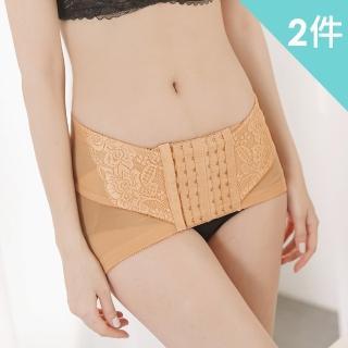 【魔莉莎獨家特惠】台灣製560丹提臀束腹骨盆帶2件組(B088)