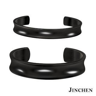 【JINCHEN】316L鈦鋼情侶手環一對價CC-748(閃耀愛情/情侶飾品/情人對手環)
