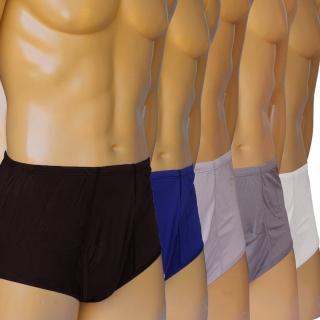 賽凡絲100%蠶絲都會新潮男內褲3件組