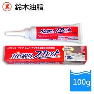 【日本鈴木】除霉專用清潔劑-矽立清除霉凝膠(100g)