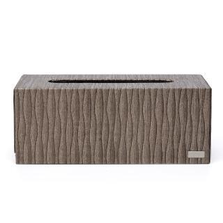 【finara費納拉】CEO方形大面紙盒(KENZO東方咖啡色系)