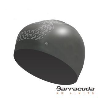 【美國Barracuda】大B系列3D立體設計款高質感矽膠泳帽(泳帽、矽膠、環保、安全、耐用)