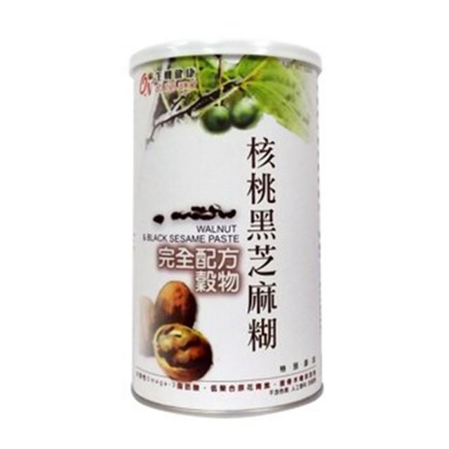 【生機健康】核桃黑芝麻糊(530g-罐)