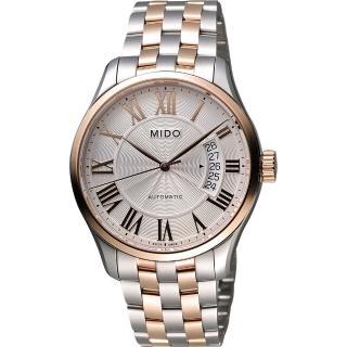 【MIDO】Belluna II Gent 羅馬機械腕錶(M0244072203300)