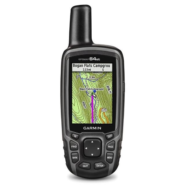 【GARMIN】GPSMAP 64st 全能進階雙星定位導航儀