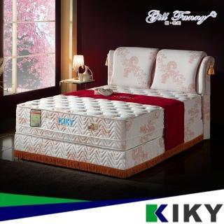 【姬梵妮】皇爵雙層三線機能型獨立筒單人3尺床墊