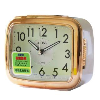【A-ONE】夜光面板亮面邊框大聲公鬧鐘(TG-697)