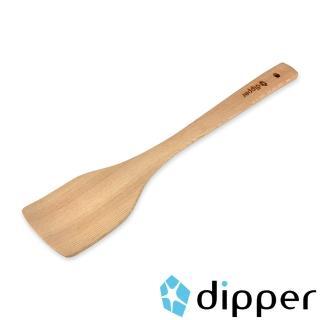 【dipper】台灣天然無塗裝檜木鍋鏟(天然原色)