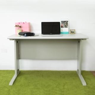 【時尚屋】CD140灰色辦公桌(Y700-8)