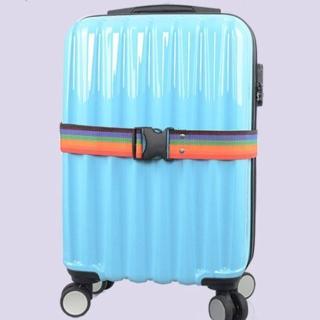 【PS Mall】旅行防摔一字打包帶行李箱綑綁帶 2個(J1597)