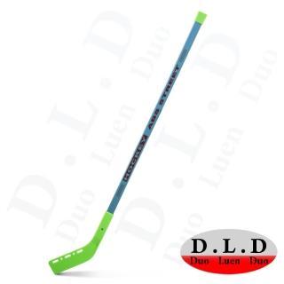 【D.L.D多輪多】專業直排輪兒童ABS曲棍球桿(綠色)