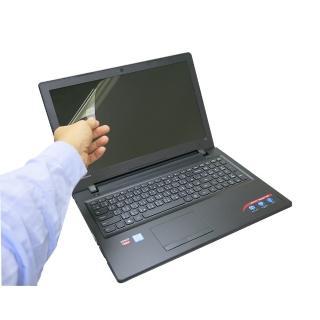 【EZstick】Lenovo 300 15 ISK 專用 靜電式筆電LCD液晶螢幕貼(可選鏡面或霧面)