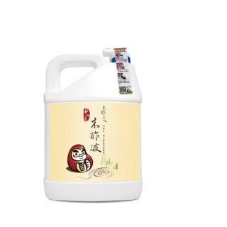 【木酢達人】精餾木酢液原液(4900ml桶裝)