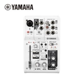 【YAMAHA 山葉】AG03 混音器
