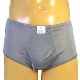 賽凡絲純蠶絲品味型男蠶絲內褲(鐵灰色)