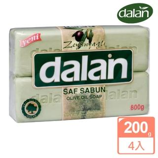~土耳其dalan~ 橄欖油活膚皂^(4入 組^)