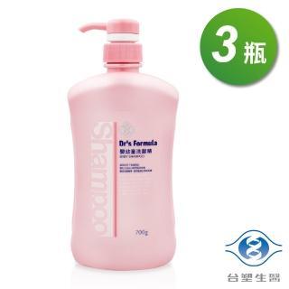 【台塑生醫】嬰兒洗髮超值3件組 嬰幼童洗髮精*3