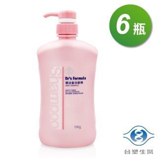 【台塑生醫】嬰兒洗髮超值6件組 嬰幼童洗髮精*6