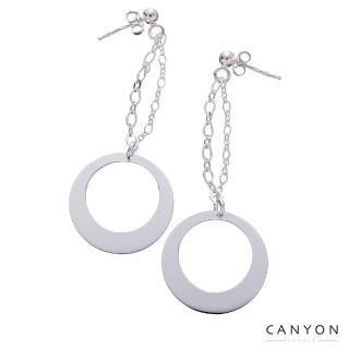 【CANYON】雙緣時尚耳環