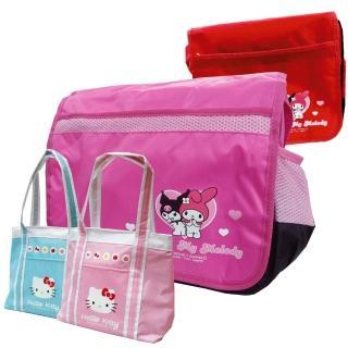 【Melody 美樂蒂】(1+1)側背包+保溫保冷袋(KU4411_3902)