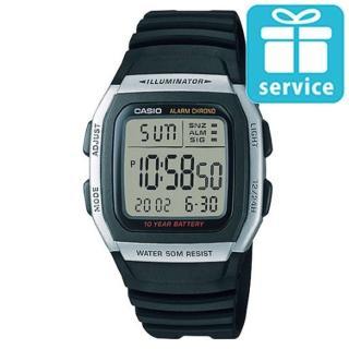 【CASIO】輕運動時代電子錶(W-96H-1A)