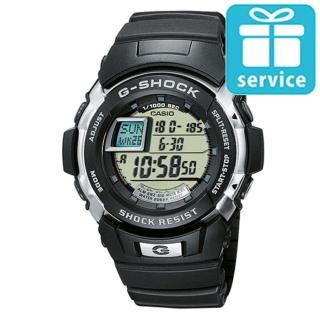【CASIO】G-SHOCK重機高速運動錶(G-7700-1)