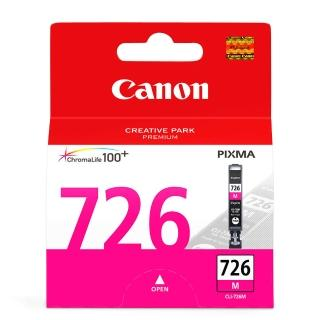 【CANON】CLI-726M 原廠紅色墨水匣(速達)
