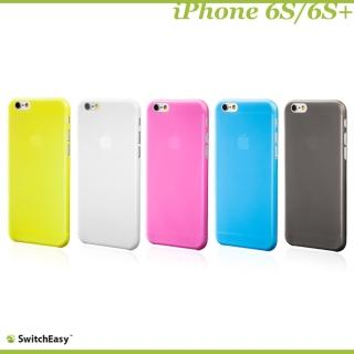【Switcheasy】0.35 iphone 6S Plus 輕薄透色保護殼