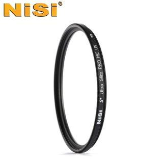 【NISI】MCUV 58mm DUS Ultra Slim PRO 超薄雙面多層鍍膜UV鏡(公司貨)