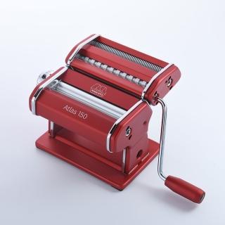 【Marcato】製麵機Atlas150 紅色(義大利製 壓麵機)