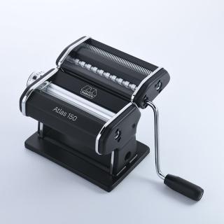 【Marcato】製麵機Atlas150 黑色(義大利製 壓麵機)
