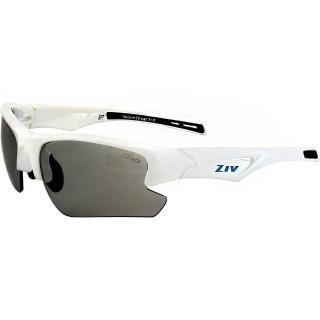 【ZIV 運動太陽眼鏡】HIT可換片系列運動休閒(白#26-B102018)