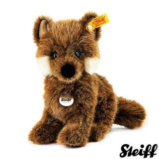【STEIFF德國金耳釦泰迪熊】Fuxy Baby Fox  狐狸寶寶(動物王國)