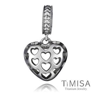【TiMISA】怦然心動 純鈦飾品 串珠