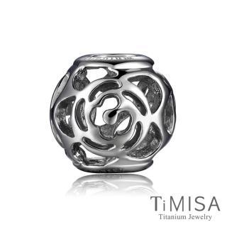 ~TiMISA~玫瑰花語 純鈦飾品 串珠