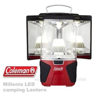 【美國 Coleman】經典限量 千禧年LED反射板露營燈_1000流明 可當主燈桌燈(CM-22276)
