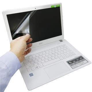 【EZstick】ACER Aspire V3-372 專用 靜電式筆電液晶螢幕貼(可選鏡面或霧面)