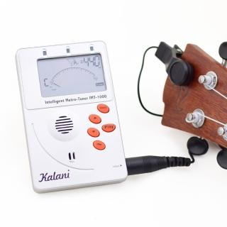 【拓弦音樂】Kalani 管樂通用 多功能 調音/節拍/定音器-附拾音夾(IMT1000)