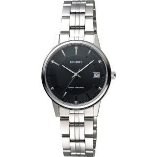 【ORIENT】東方錶 SLIM系列城市時尚石英女錶(FUNG7003B)