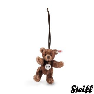 【STEIFF德國金耳釦泰迪熊】2015 Steiff Club Bear 俱樂部熊(限量版吊飾)