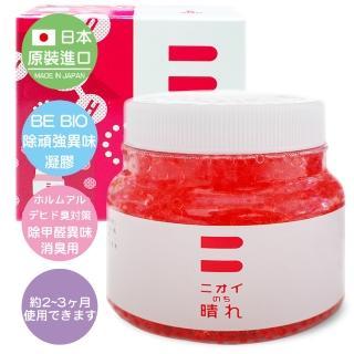 【日本原裝】BE BIO除頑強異味凝膠-甲醛分解-1入(日本納豆菌淨化專利技術)