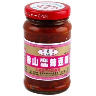 【香山】辣豆瓣120g(小玻璃瓶)